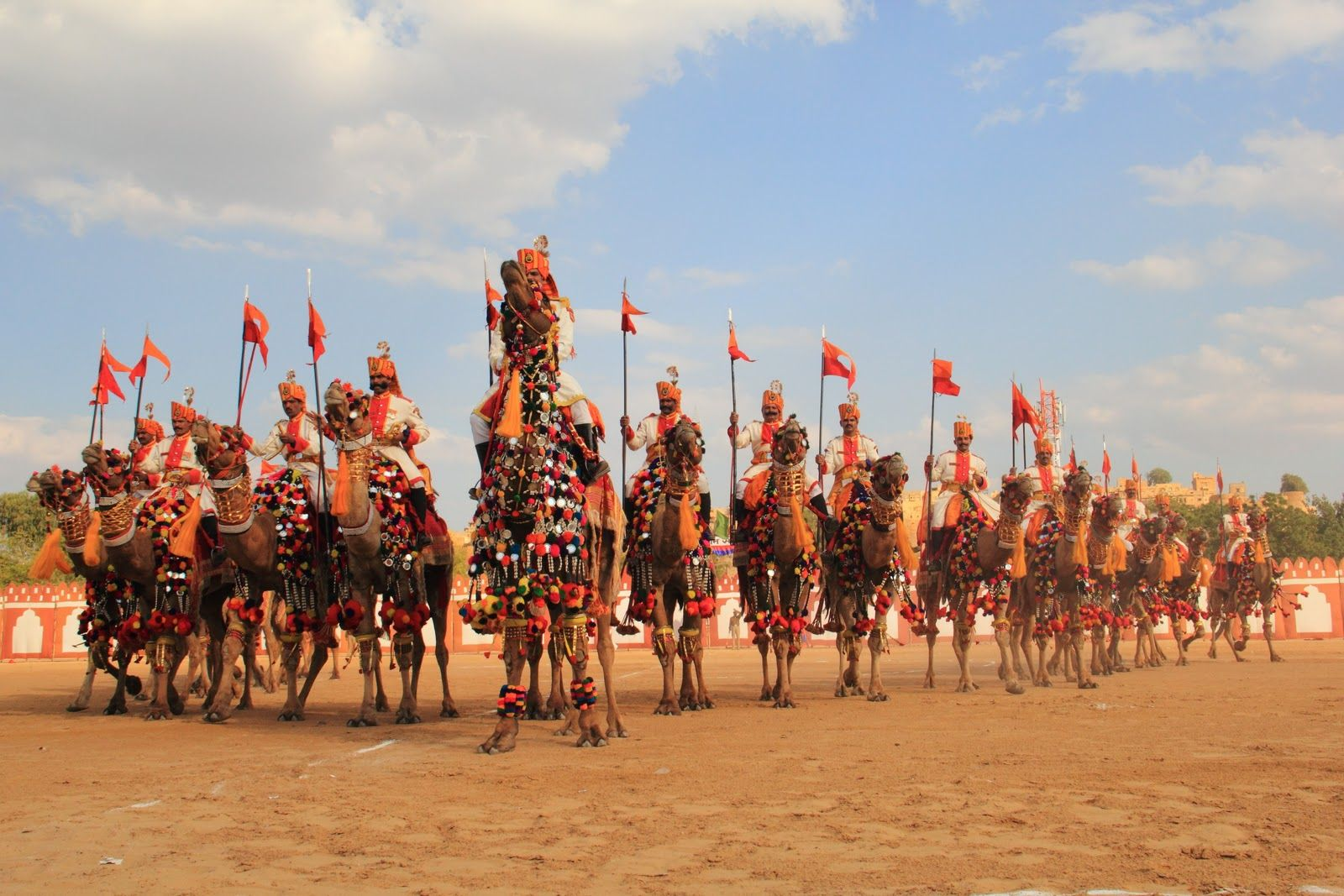 The Desert Comes to Life with Jaisalmer Desert Festival