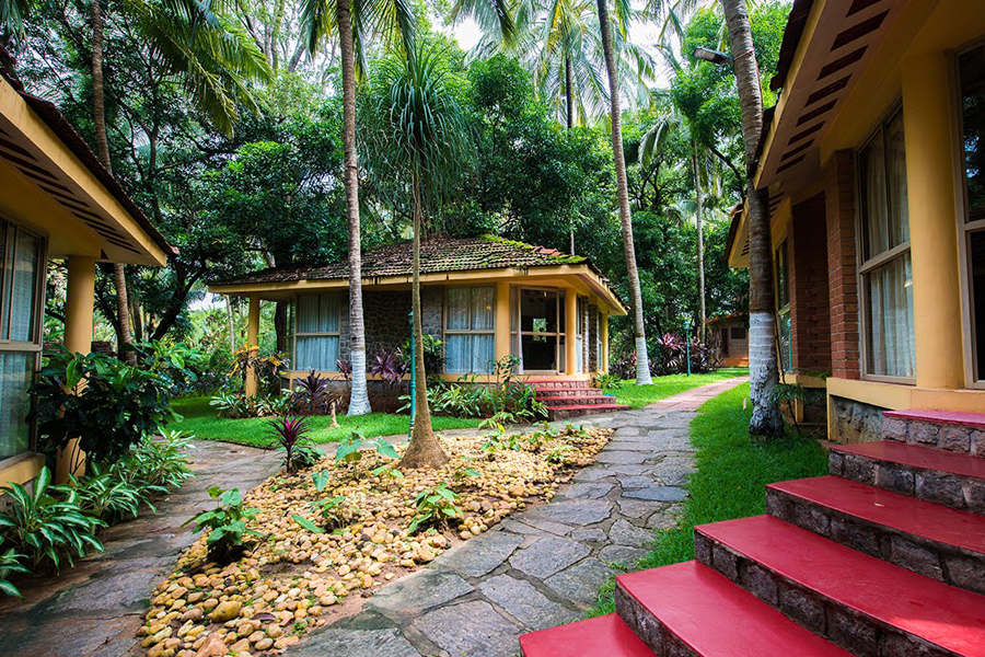 Kairali Ayurvedic Health Resort Accommodation