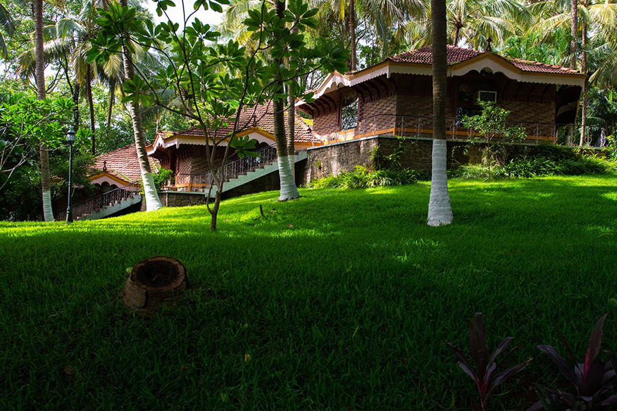 Kairali Ayurvedic Health Resort View