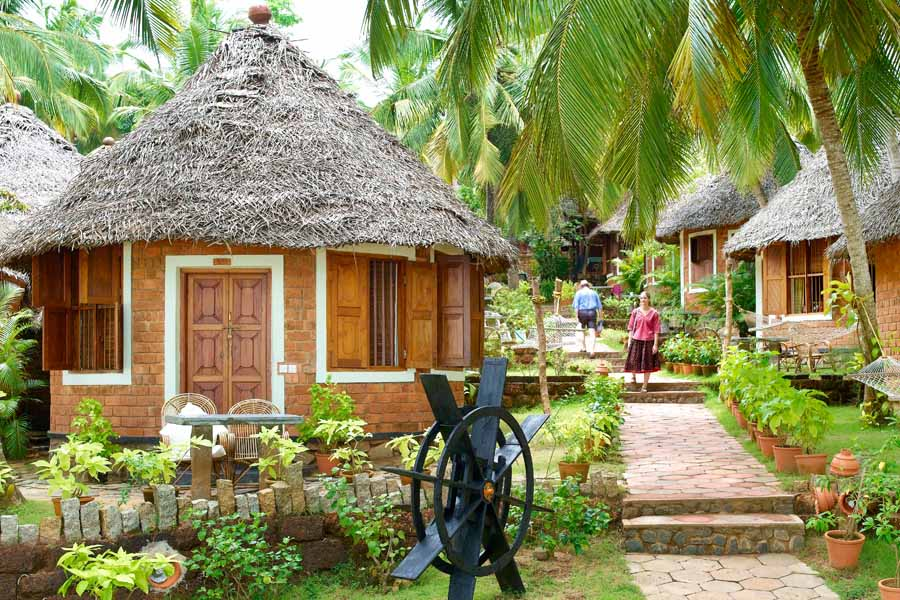 Somatheeram Ayurveda Resort Accommodation