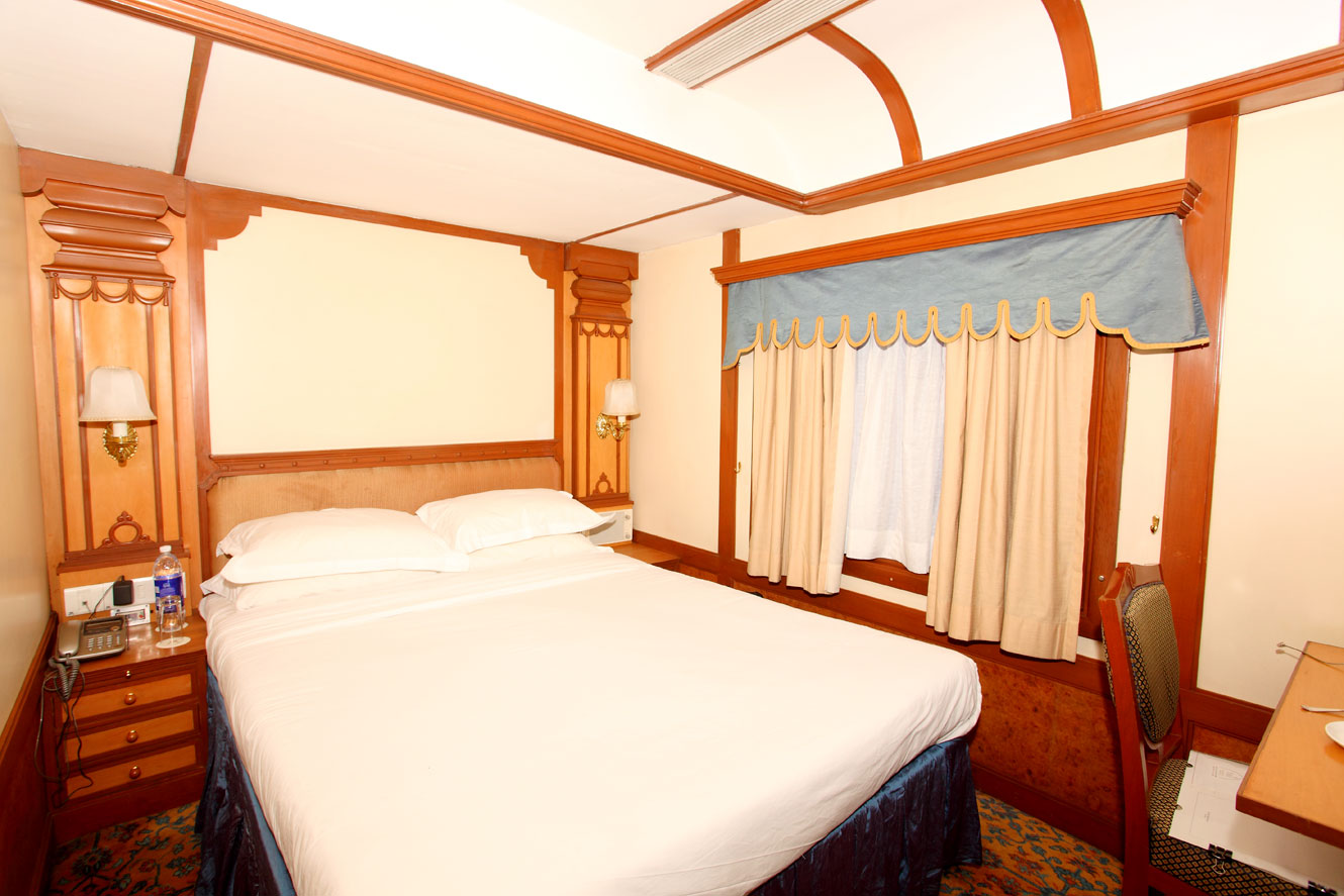 Deccan Odyssey A Double Bed Cabin