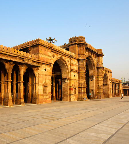 The Historic City of Ahmedabad