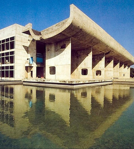 The Architectural Works of Le Corbusier