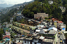 Gangtok City Descriptions