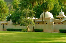 Aman Bagh, Amanbagh Resort Alwar