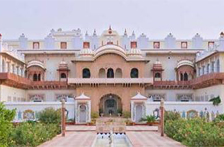 Laxmi Vilas Palace, Bharatpur Hotels Bookings