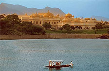 The Oberoi Udaivilas, Hotel Bookings in Udaipur