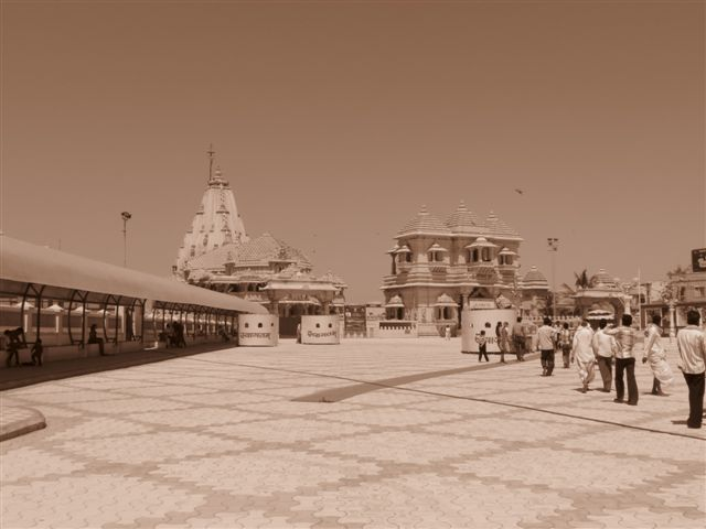 Somnath Temple-one of 12 jyotirlingas