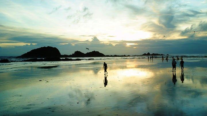 Muzhappilangad Beach-Kerala